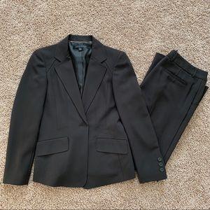 ANNE KLEIN 2 pc Brown Pant Suit